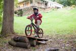 New Mountain Bike Trail Feature: Ramp