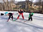 Pond Hockey?