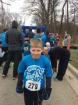 Milford Easter Dash 2016