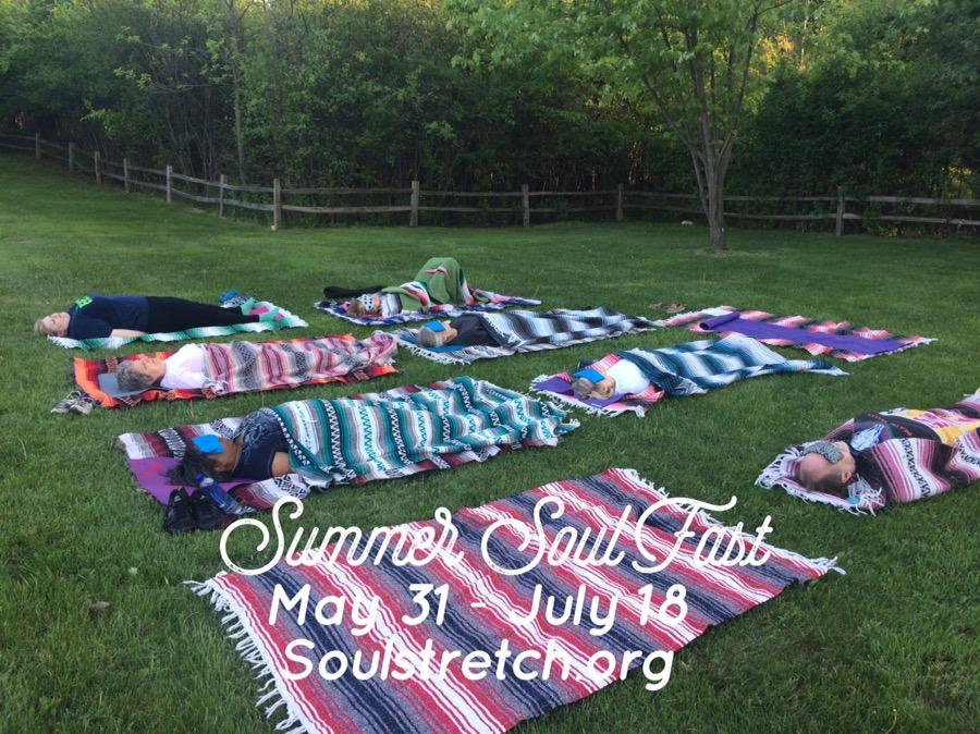 Summertime Soul Stretch