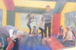 Hadley's 8th Birthday – Cousin Party + Sleepover