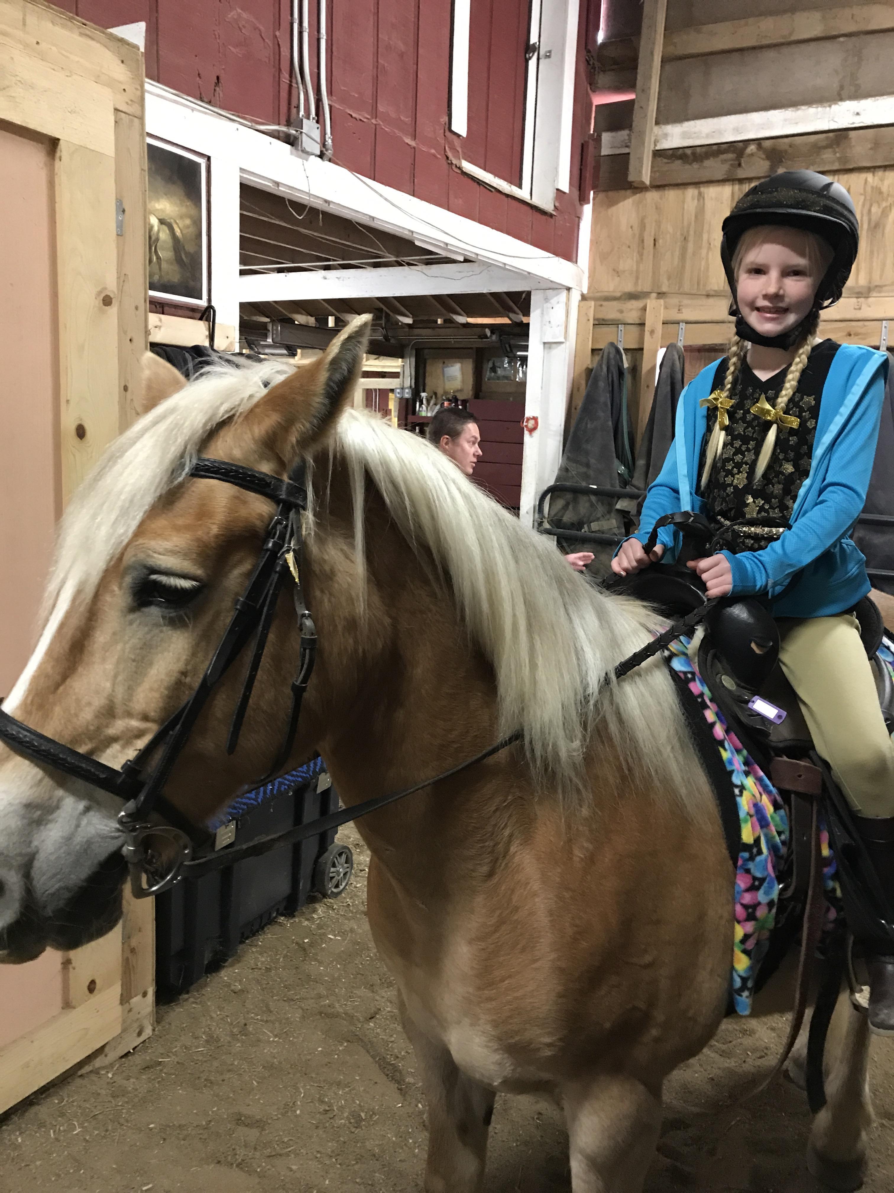 Hadley's Horse Recital 2017