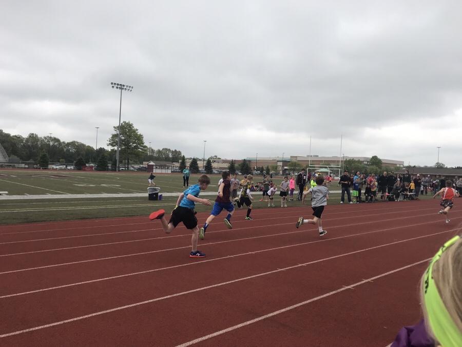 2018 Milford Elementary Track Meet