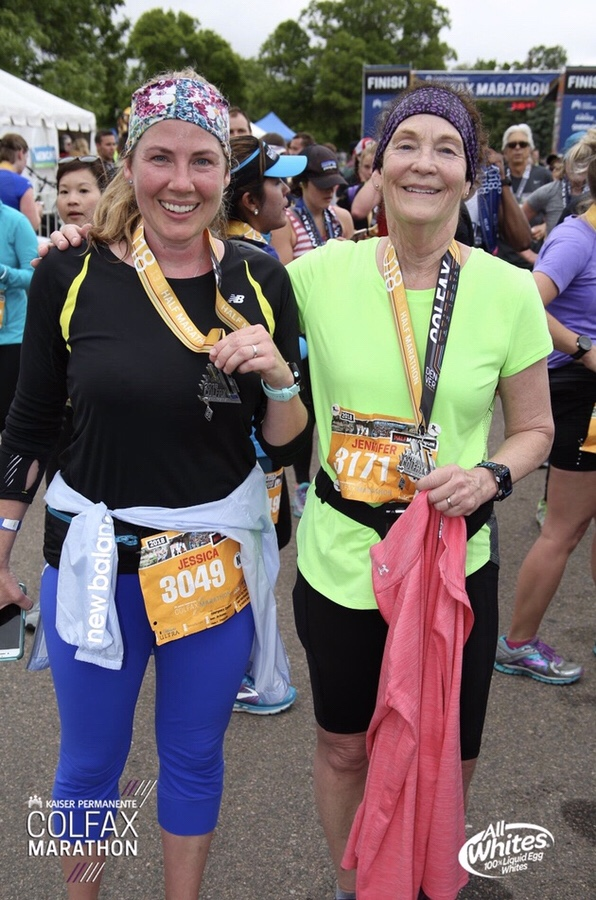 Lost Photo Colfax Half Marathon