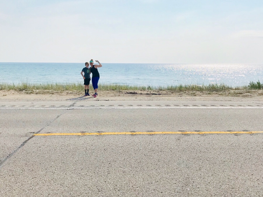 The U.P., First Couple Days